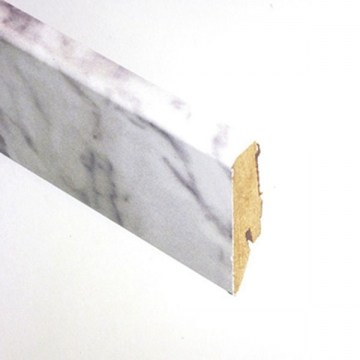 Плинтус Falquon D2921 Carrara Marble